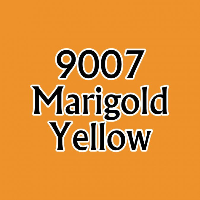 MSP: Marigold Yellow