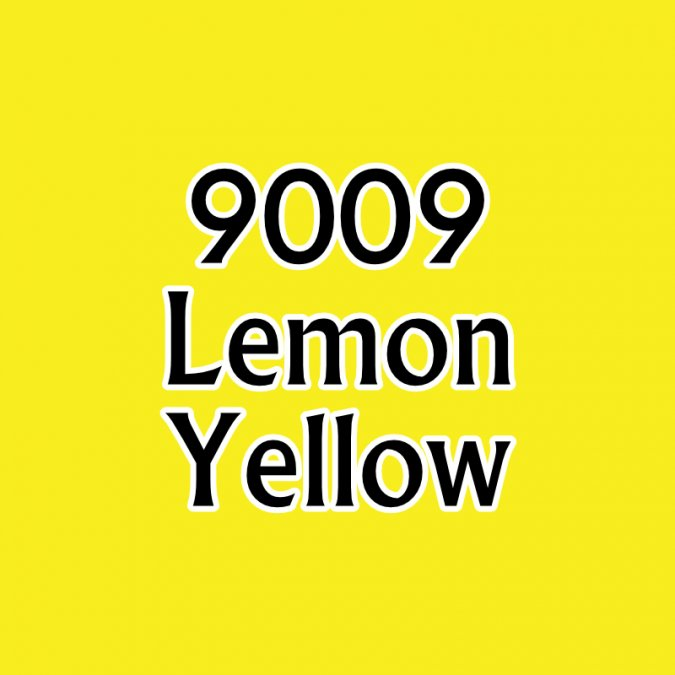 MSP: Lemon Yellow
