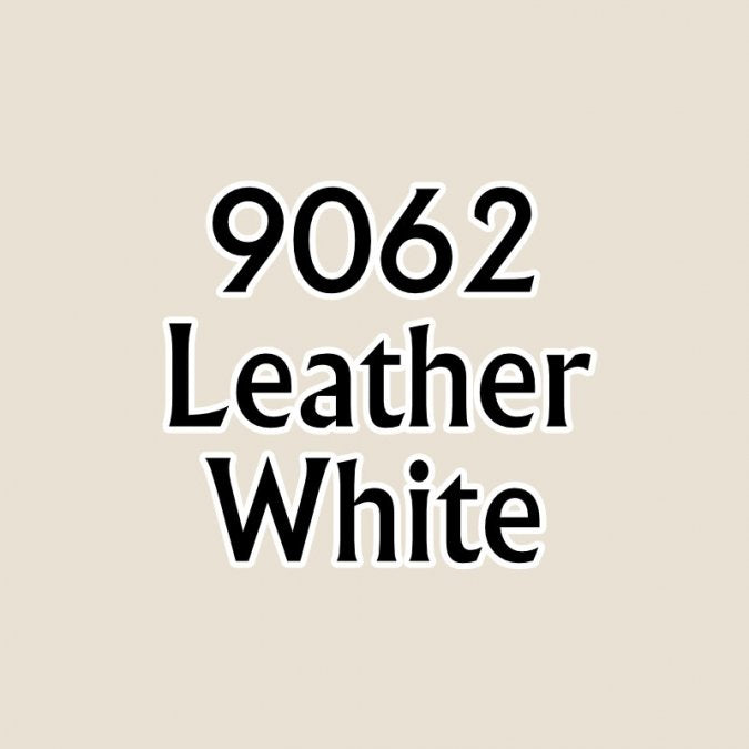 MSP: Leather White