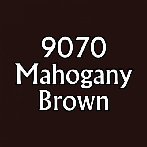 MSP: Mahogany Brown