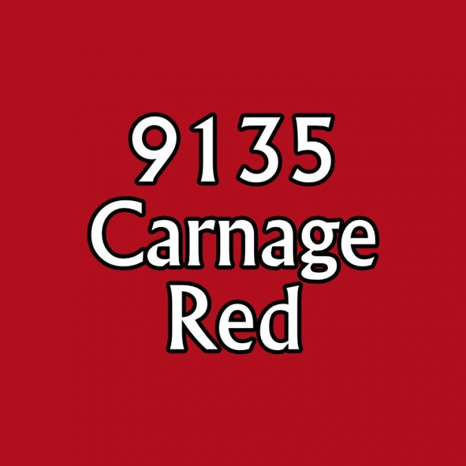 MSP: Carnage Red