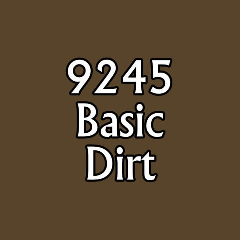 MSP: Basic Dirt