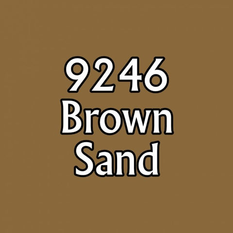 MSP: Brown Sand