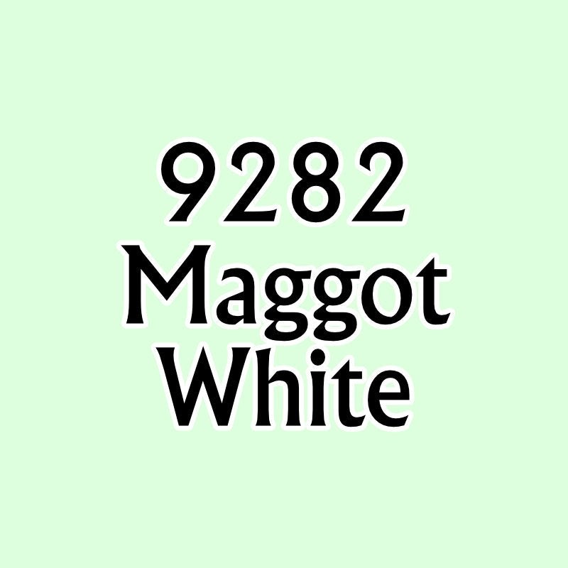 MSP: Maggot White