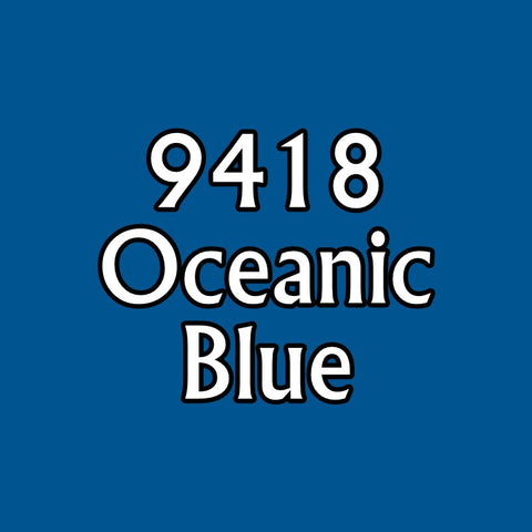 MSP: Oceanic Blue
