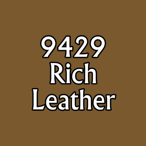 MSP: Rich Leather