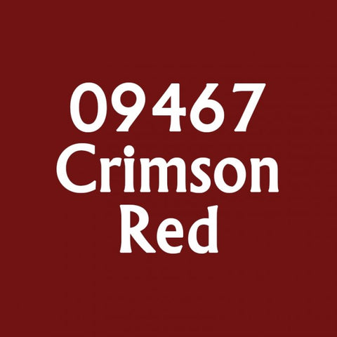 MSP: Crimson Red