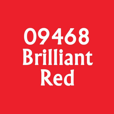 MSP: Brilliant Red