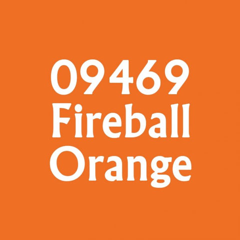 MSP: Fireball Orange