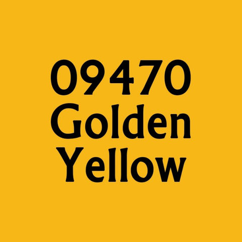 MSP: Golden Yellow