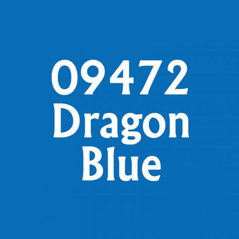 MSP: Dragon Blue