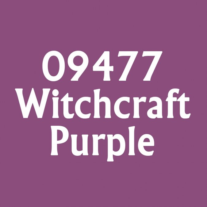 MSP: Witchcraft Purple