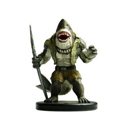 Wereshark Pirate #12 Skull & Shackles Singles Pathfinder Battles