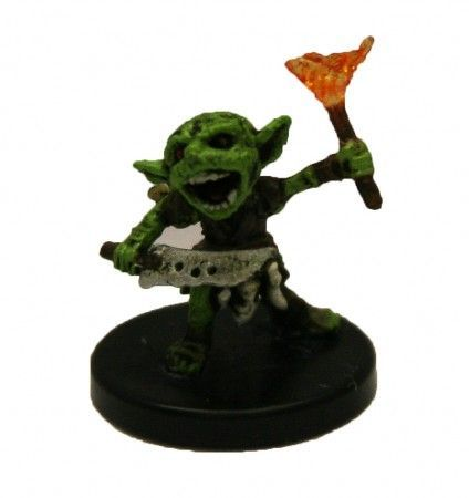 Goblin Pyro 1 #1/55 Legends of Golarion Pathfinder Battles