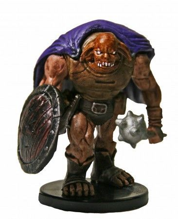 Bugbear Warrior #10/55 Legends of Golarion Pathfinder Battles