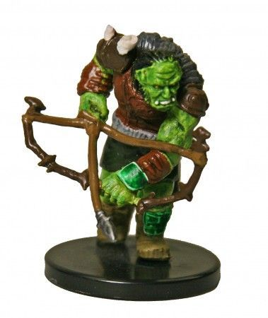 Orc Archer #12/55 Legends of Golarion Pathfinder Battles