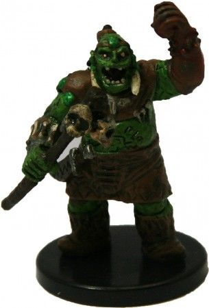 Orc Mystic #14/55 Legends of Golarion Pathfinder Battles