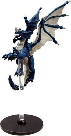 Blue Dragon #41 D&D Icons of the Realms: Tyranny of Dragons