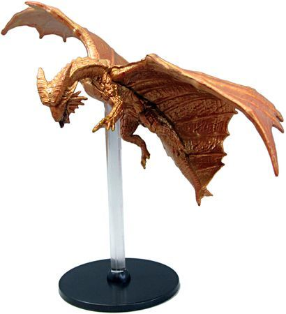Copper Dragon #32 D&D Icons of the Realms: Tyranny of Dragons
