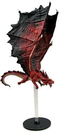 Red Dragon #44 D&D Icons of the Realms: Tyranny of Dragons