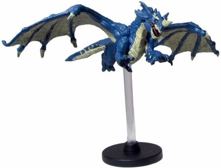 Blue Dragon #39 D&D Icons of the Realms: Elemental Evil