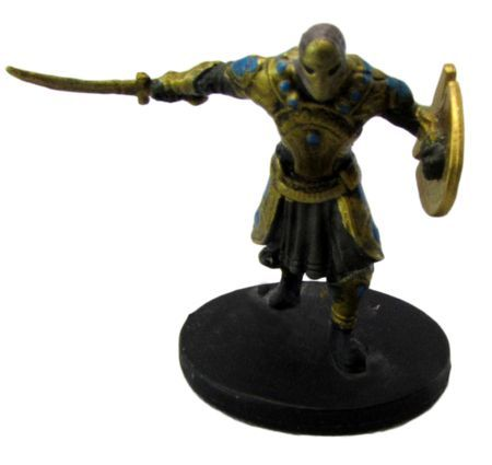 Dread Warrior #12 D&D Icons of the Realms: Elemental Evil