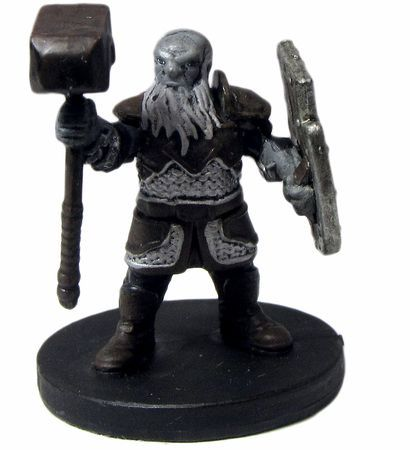Duergar Fighter #21 D&D Icons of the Realms: Elemental Evil