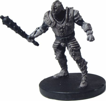 Earth Cult Warrior #11 D&D Icons of the Realms: Elemental Evil