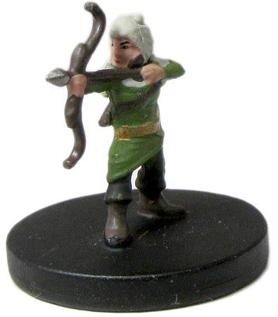 Forest Gnome Ranger #2 D&D Icons of the Realms: Elemental Evil