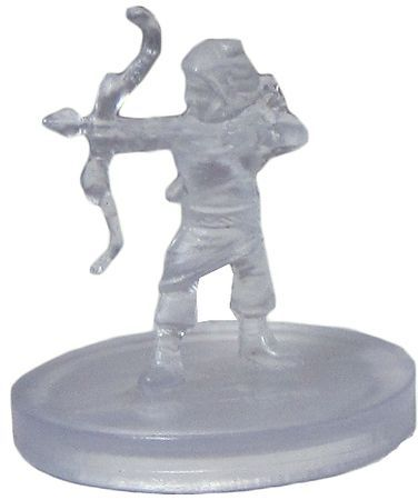 Forest Gnome Ranger (Invisible) #2 D&D Icons of the Realms: Elemental Evil