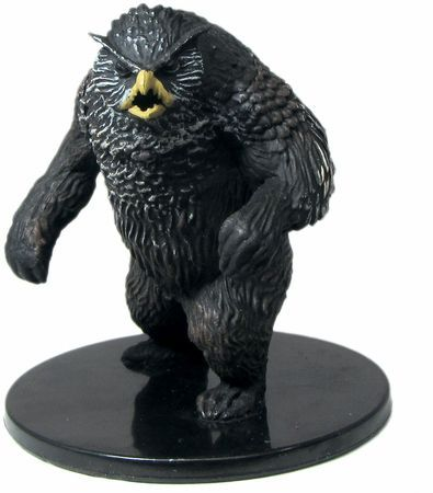 Owlbear #26 D&D Icons of the Realms: Elemental Evil