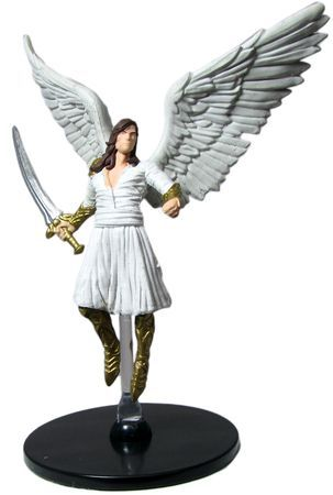 Solar Angel #30 D&D Icons of the Realms: Elemental Evil