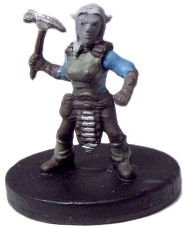 Svirfneblin Rogue #3 D&D Icons of the Realms: Elemental Evil