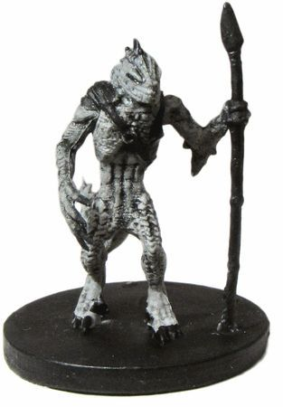 Troglodyte #10 D&D Icons of the Realms: Elemental Evil
