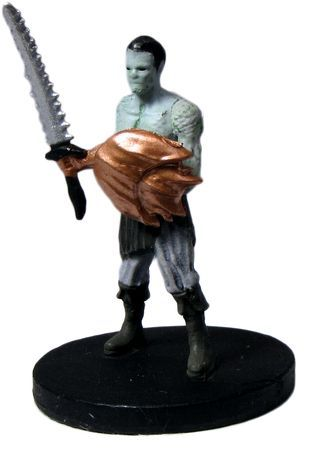 Water Cult Warrior #13 D&D Icons of the Realms: Elemental Evil