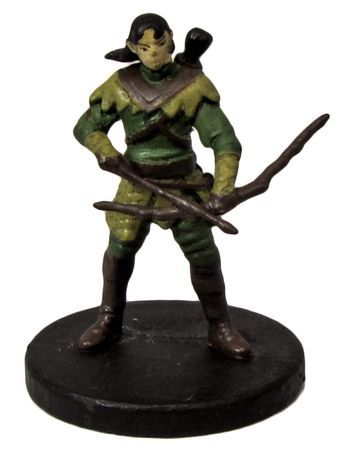 Wood Elf Archer #34/55 D&D Icons of the Realms: Rage of Demons