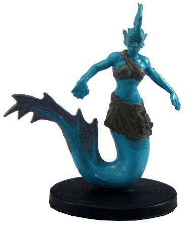 Merfolk #17/45 D&D Icons of the Realms: Monster Menagerie