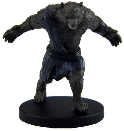 Werewolf #20/45 D&D Icons of the Realms: Monster Menagerie