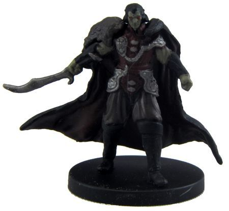 Strahd Von Zarovich #40/45 D&D Icons of the Realms: Monster Menagerie