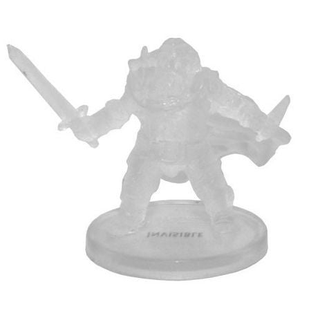 Invisible Larethar Gulgrin #06/45 D&D Icons of the Realms: Monster Menagerie