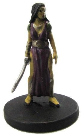 Yuan-Ti Pureblood (Sword) #22/45 D&D Icons of the Realms: Storm King's Thunder