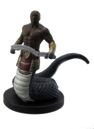 Yuan-Ti Malison (Snake Tail) #37/45 D&D Icons of the Realms: Storm King's Thunder