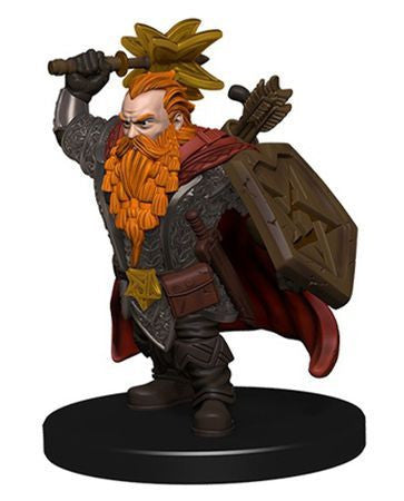 Dwarf Slaver #17 Deadly Foes Pathfinder Battles