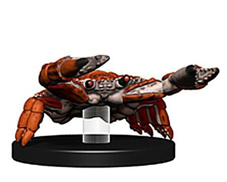 Giant Crab #13 Deadly Foes Pathfinder Battles
