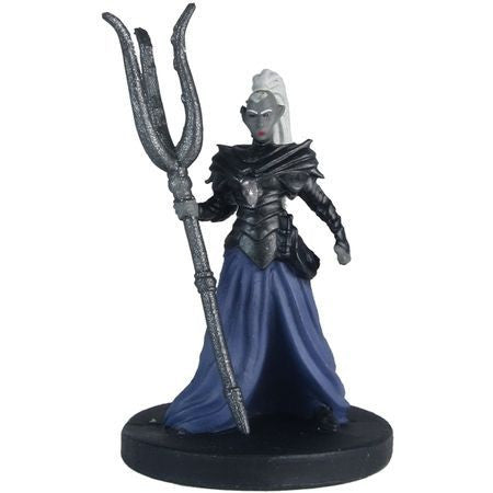 Drow Elite Warrior #6/44 D&D Icons of the Realms: Monster Menagerie 2
