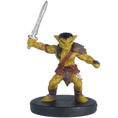 Goblin (Sword) #3/44 D&D Icons of the Realms: Monster Menagerie 2