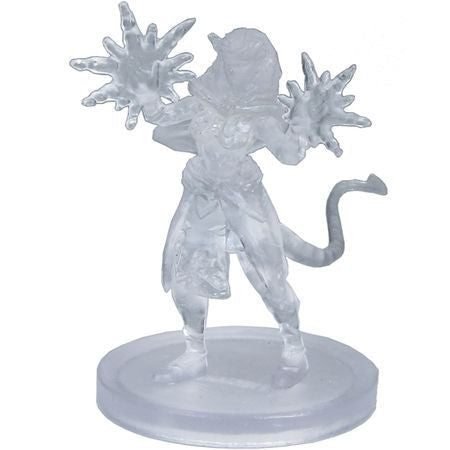 Tiefling Warlock (Invisible) #35/44 D&D Icons of the Realms: Monster Menagerie 2