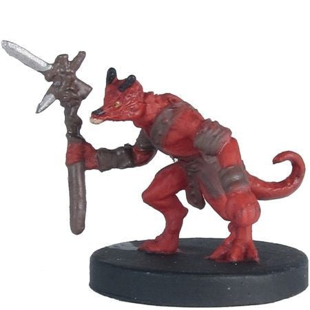 Kobold (Spiked Club) #2/44 D&D Icons of the Realms: Monster Menagerie 2
