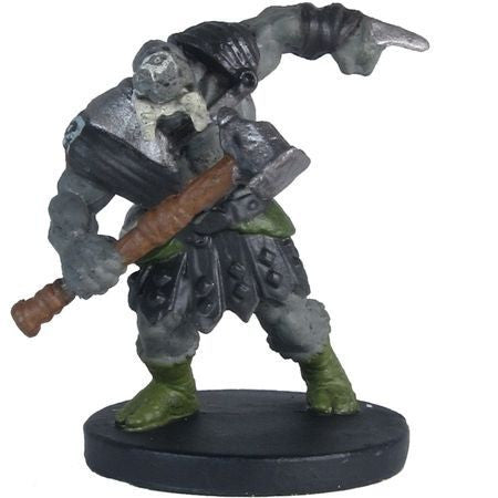 Orc (Warhammer) #7/44 D&D Icons of the Realms: Monster Menagerie 2