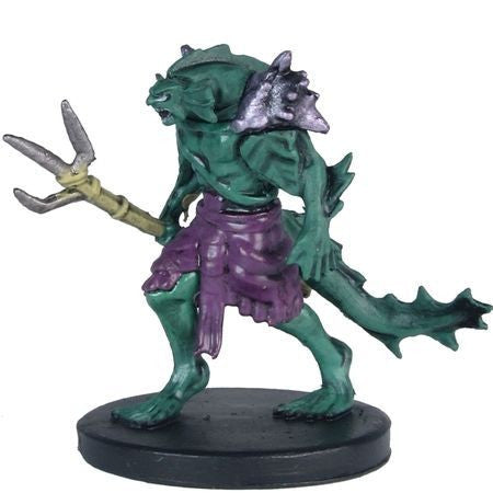 Sahuagin #13/44 D&D Icons of the Realms: Monster Menagerie 2